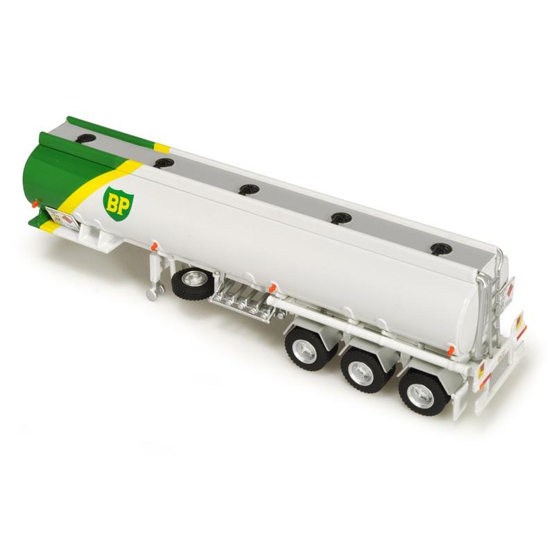 1//64 AUSTRALIAN BP KENWORTH TRIPLE TANKER TRAILER ROADTRAIN HIGHWAY REPLICAS