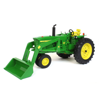 1/16 JD 4020 w/ Loader, Left Front