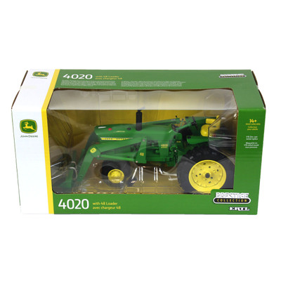 1/16 JD 4020 w/ Loader, Box
