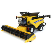 1/32 New Holland Combine Front Left