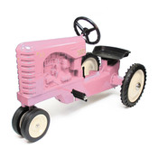 Pink Massey Harris Pedal Tractor