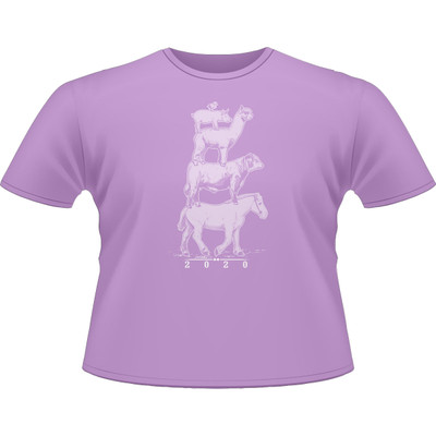 Pa Farm Show 2020.2020 Pa Farm Show Short Sleeve Tee Shirt 104 Years Lavender Toddler