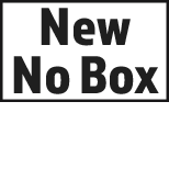 New No Box