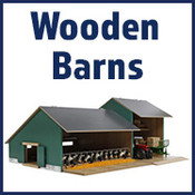 Wooden Barns & Large Accessories